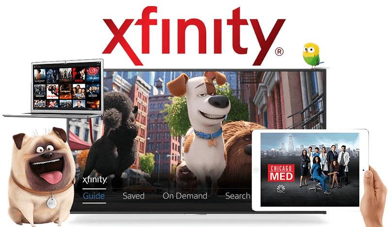 xfinity de comcast