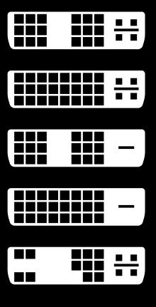 VGA y DVI